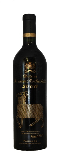 Chateau Mouton Rothschild , 2000